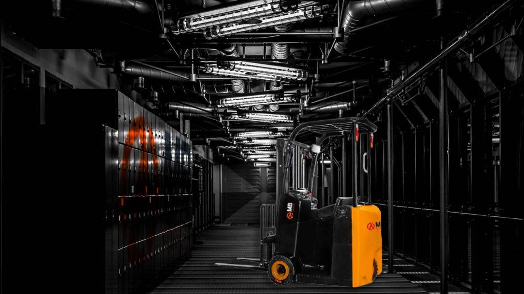 Baterías de litio para carretillas elevadoras